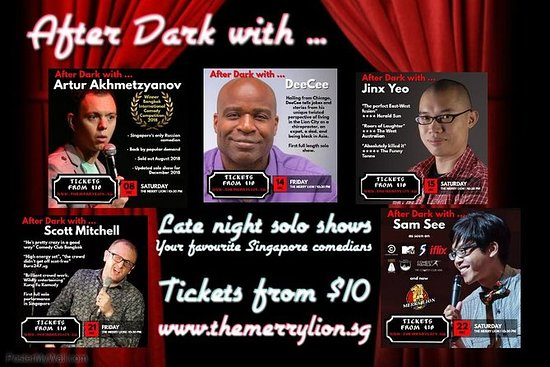 After Dark With ...: After Dark With ...