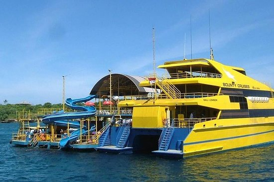 Bali Vattensport på Bounty Cruise med ...