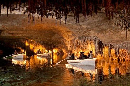 Halve dagtocht met grotten van Drach ...