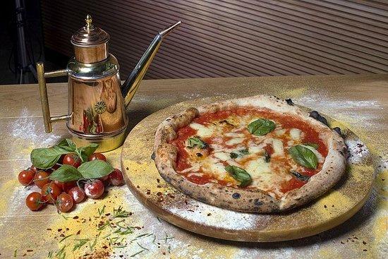Pizza Making & Lunsj eller Middag i...