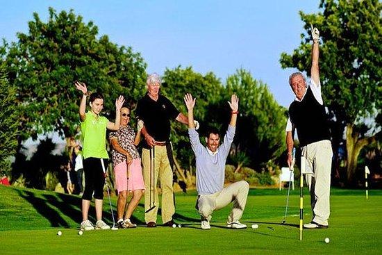 Lección de golf privada: Get started in Golf today!