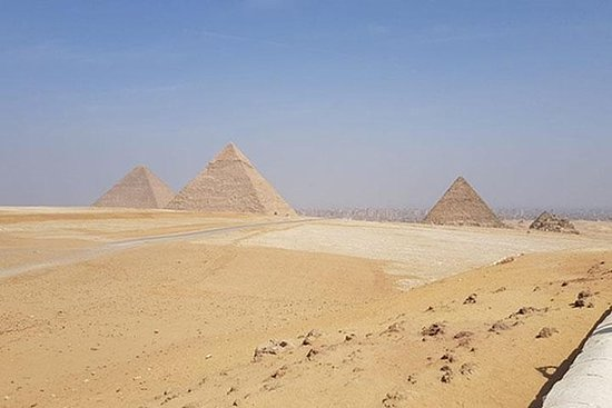 Cairo tour from Sharm El Sheikh by...