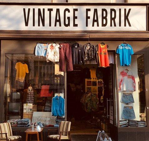 Vintage Fabrik