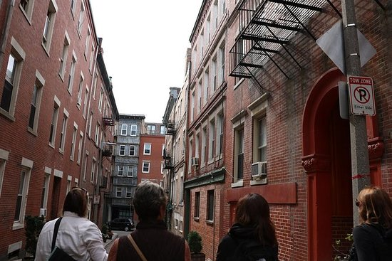 专家带领私人游览波士顿的北端