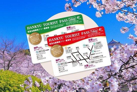 Pase Turístico Hankyu 1 o 2 Días