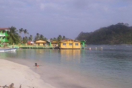 在加勒比海岸2天