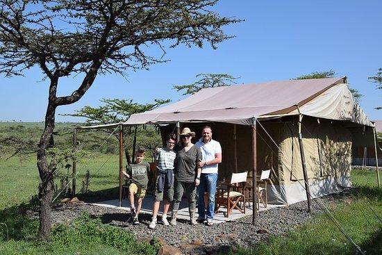 私のアフリカ - 私のSafari 6日間Safari Adventure