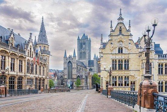 Gand e Bruges, partenza da Bruges
