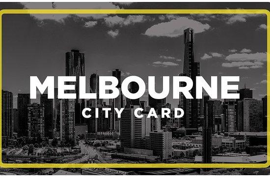 Melbourne City Card (2 dagar): Besök ...