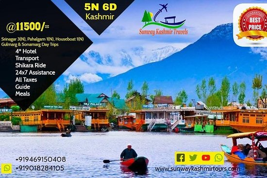 Vår i Kashmir