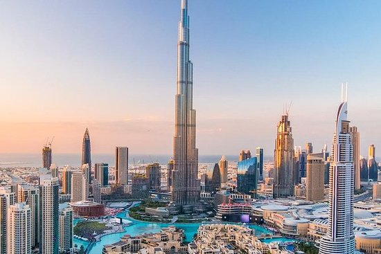 Burj Khalifa: Top (Prime Time Entry)