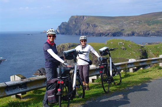 多尼戈尔海岸一日自助式电动自行车之旅