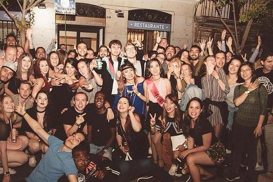 Madrid Party Pubcrawl Tour & Club