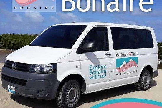 Nord-tur i Bonaire