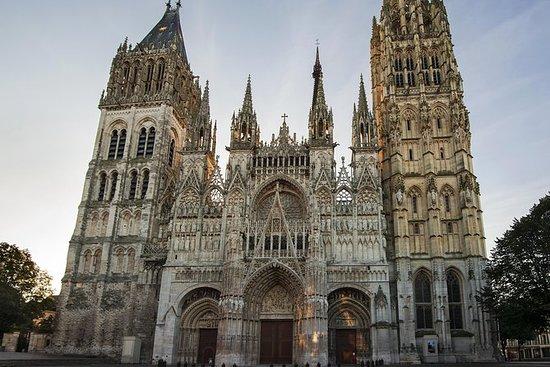 Arte e historia francesa en Rouen y...