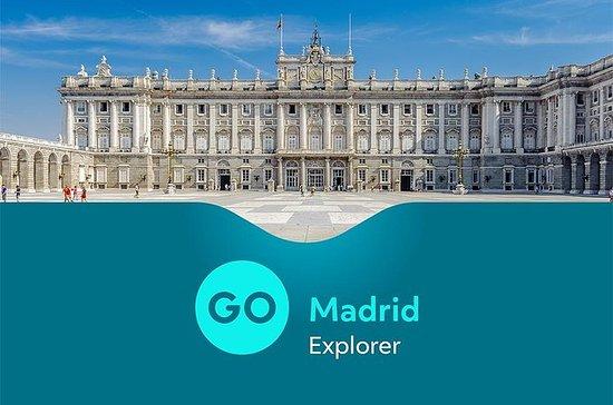 Vai a Madrid Explorer Pass incluso il