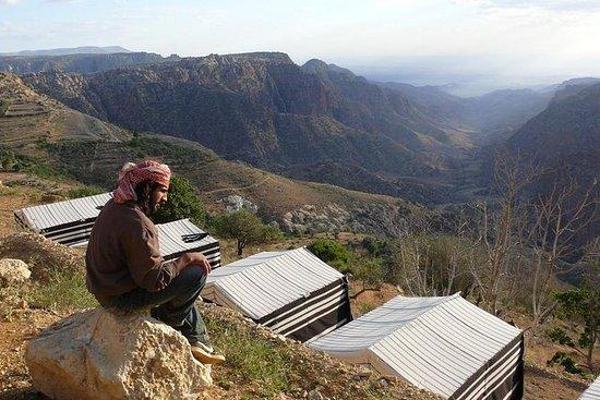 Vandreture Dana Petra Wadi Rum