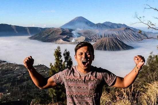 Surabaya 1 dagstur Mount Bromo...