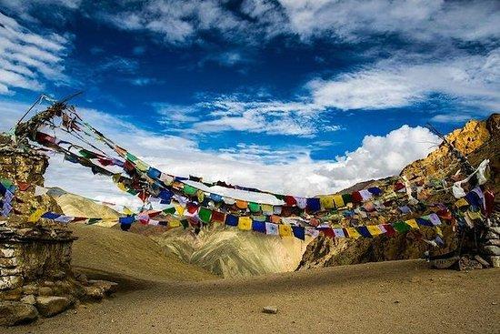 04 netter og 05 dager Leh Ladakh Pakke
