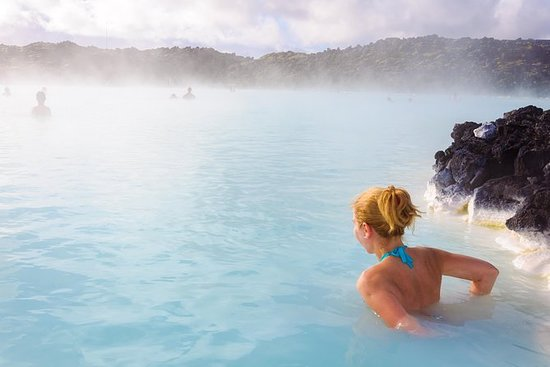 Privat Blue Lagoon Comfort dagstur