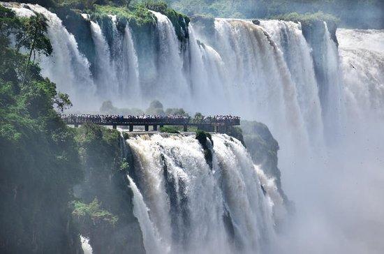 阿根廷伊瓜苏瀑布小团旅游
