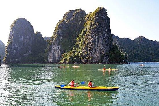 Halong - Lan Ha Bay 1 día de viaje...