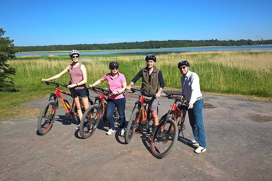E-Bike Tour di Helsinki Natura