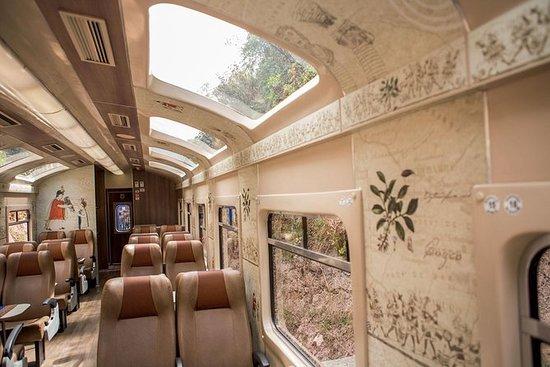 PeruRail Expedition Train til Machu...