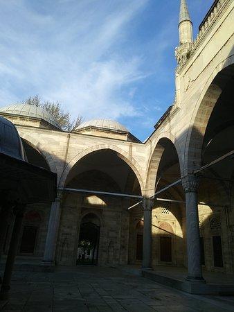 Sehzade Mehmet Mosque: Şehzade Mehmet Camisi