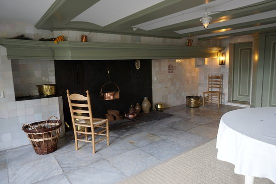 Huis Bartolotti: Кухня