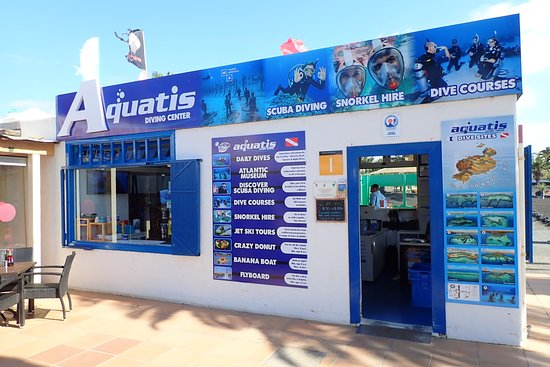 Aquatis Diving Lanzarote
