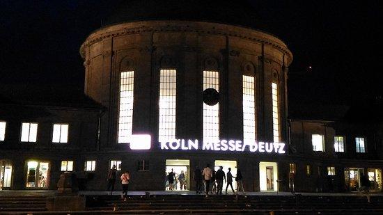 Bahnhof Koeln-Deutz