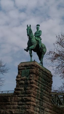 Equestrian Statue of Kaiser Wilhelm I.