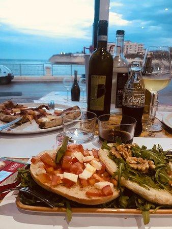 Malena Pizza&Bistrot: #pizza #pizzeria #bistrot #malena #malenapizzaebistrot #malenarestaurant #lovingmalta #lovegozo #gozo #visitgozo #visitmalta #gozophotography #foodhigh #foodphotgraphy #foodgasm #follow4follow #marsalforngozo #marsalforn #enjoy #qualityfood #seaview #foodporn #food #goodlife #qbajjarbay