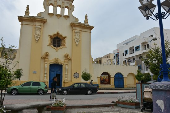Martil, Marokko: Centro Cultural Lerchundi