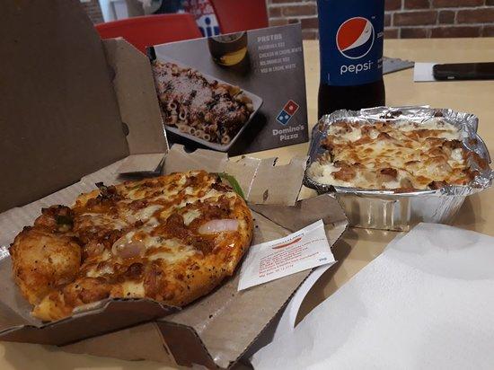 Delicious Pizza :)