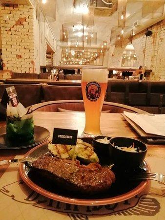 Супер ресторан с отличной атмосферой!