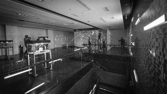 Second floor at ARTECHOUSE Miami