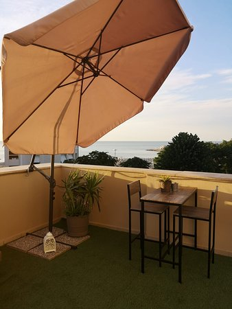 Terrazza Relax Picture Of Mona Lisa Hotel Cattolica