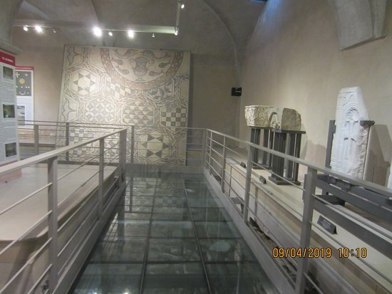 Battistero di Parma: museo diocecsano