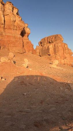 Al Ahsa, Arabie Saoudite: جبل الاربع