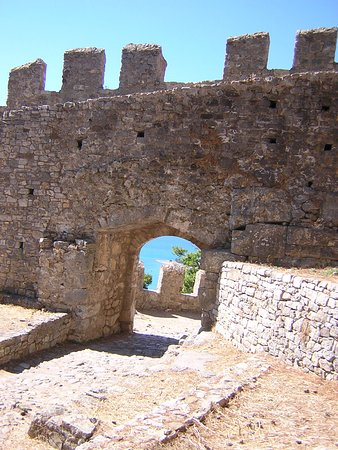 The Venetian Castle of Nafpaktos: Από την επίσκεψη στη Ναύπακτο