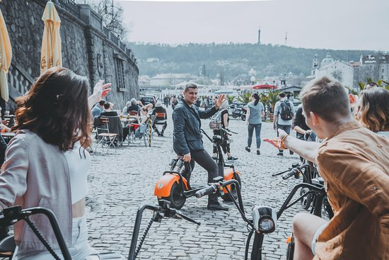Prague Scooter