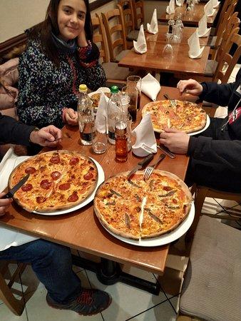 Buena comida italiana
