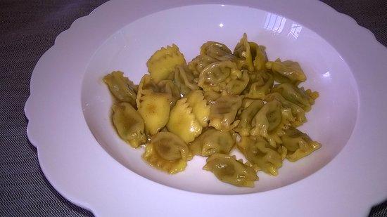 Altavilla Monferrato, Ιταλία: ravioli