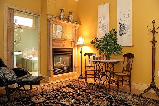 Amber room; always a first floor delight!