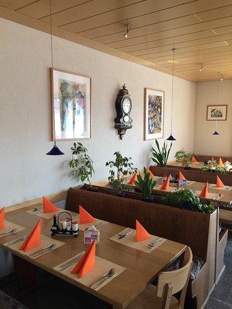 Huttwil, Schweiz: Schönes Restaurant