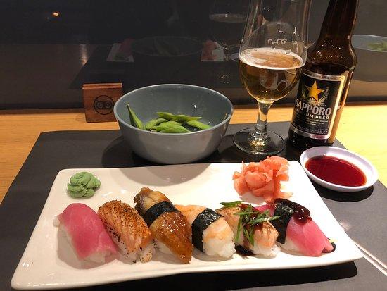 Bilde fra Go Sushi