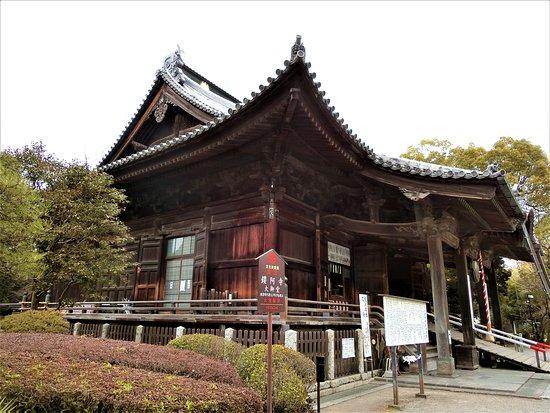 Banna-ji Temple Hondo