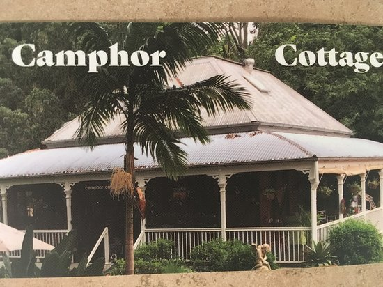 Camphor Cottage